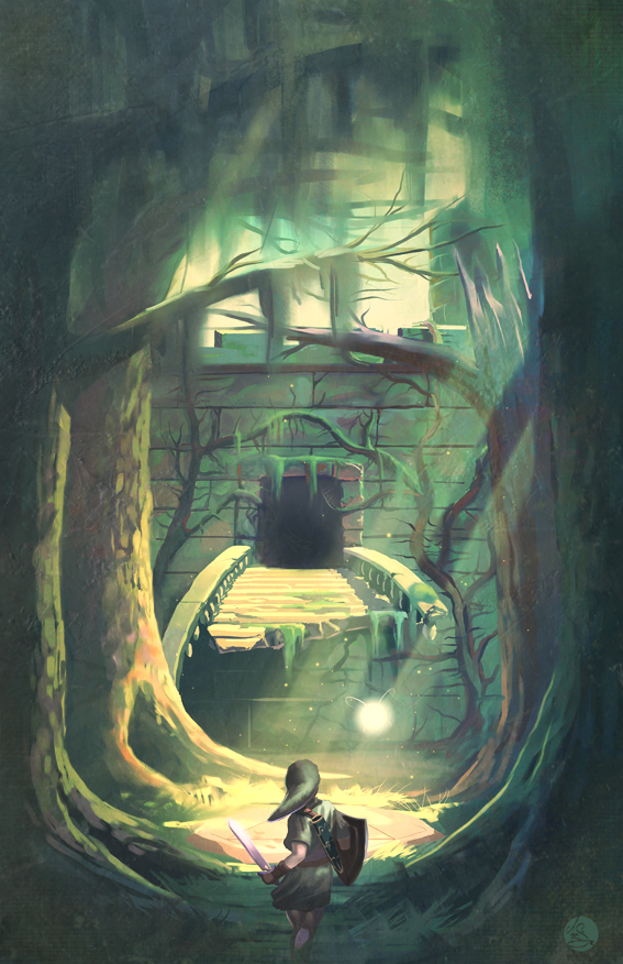 Forest Temple -