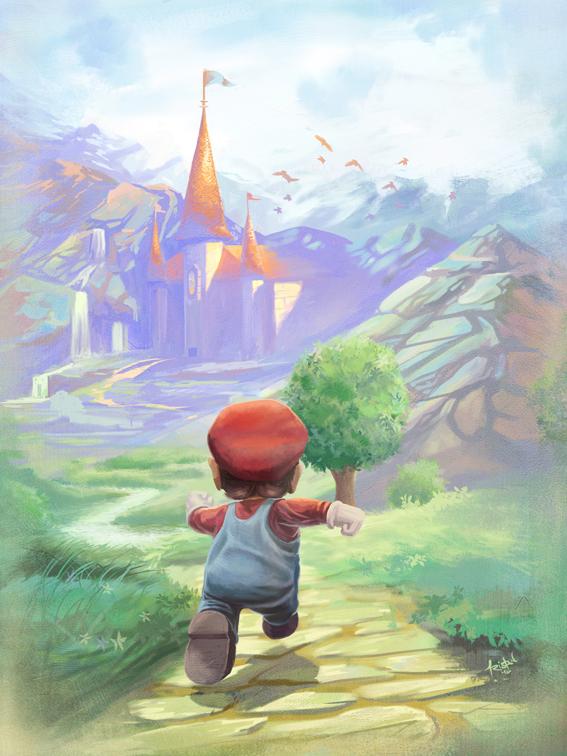 Mushroom Kingdom -