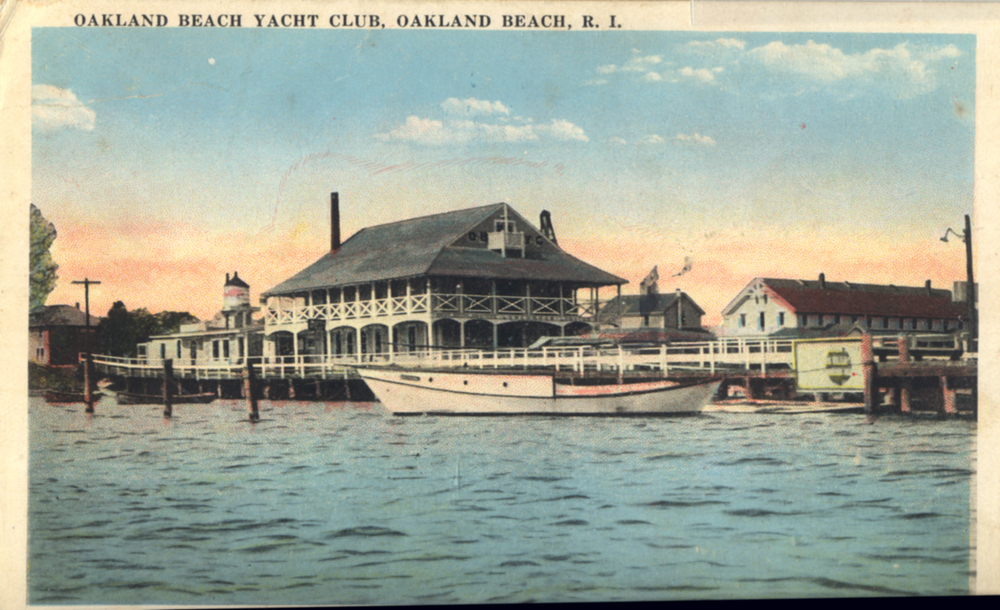 Oakland Beach Yacht Club