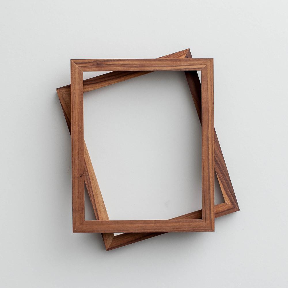 • Handmade Wood Frames •