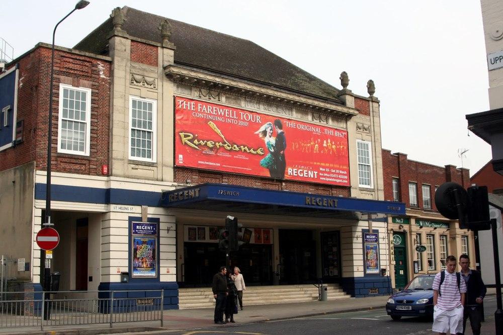 Regent Theatre -ticket link