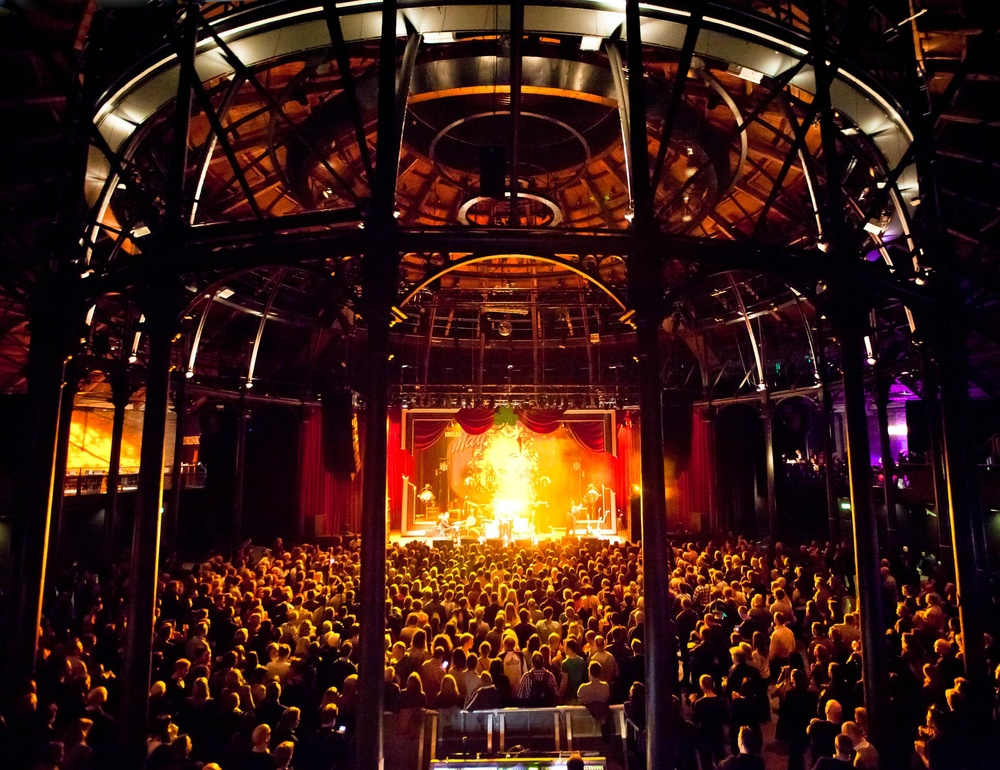 Roundhouse - ticket link