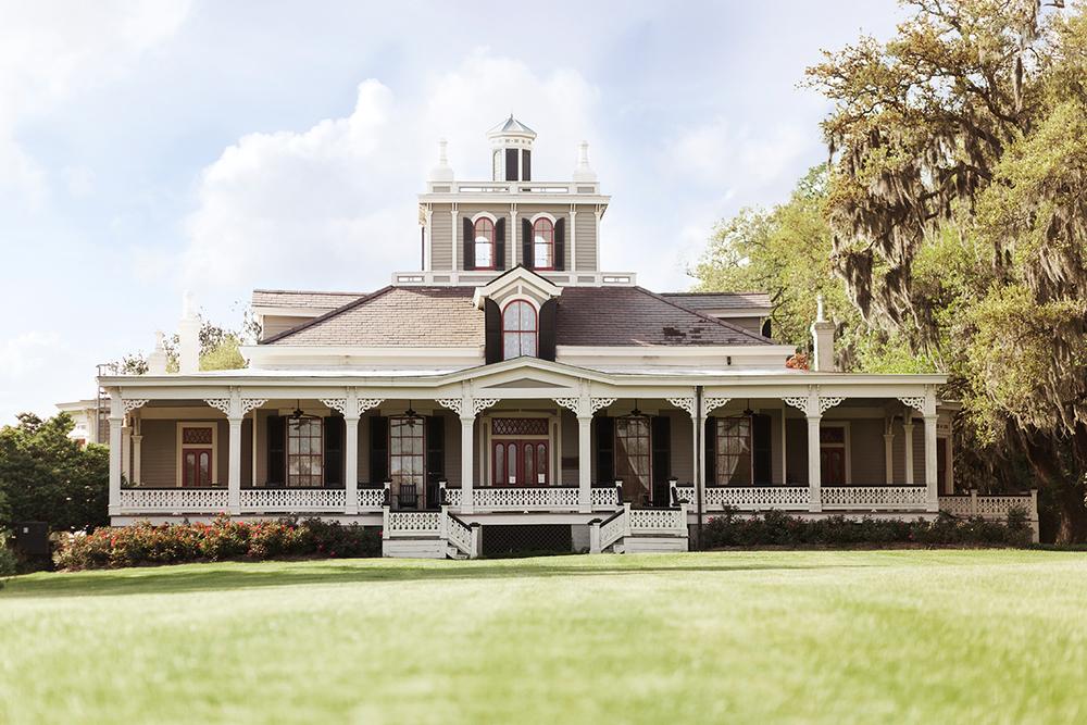 Joseph Jefferson Mansion Rip Van Winkle Gardens