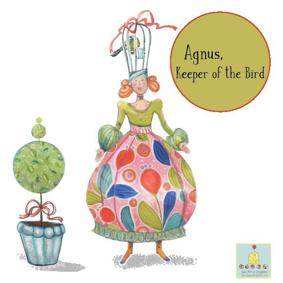 Agnus, Keeper of the Bird