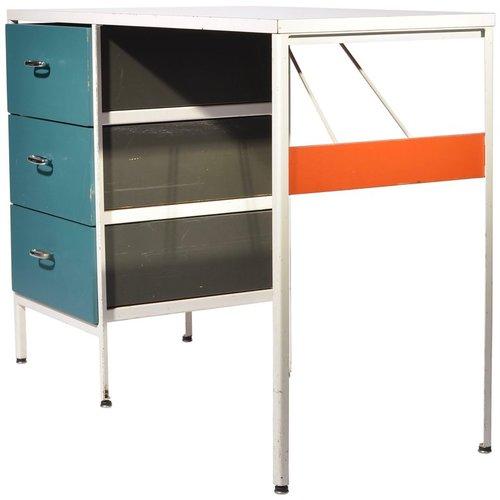 George Nelson Steel Frame Desk for Herman Miller — Motley