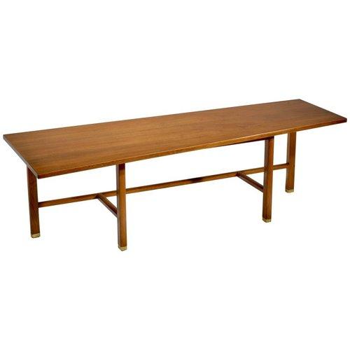 bb29e9084b11 Trapezoid Top Coffee Table by Edward Wormley for Dunbar — Motley