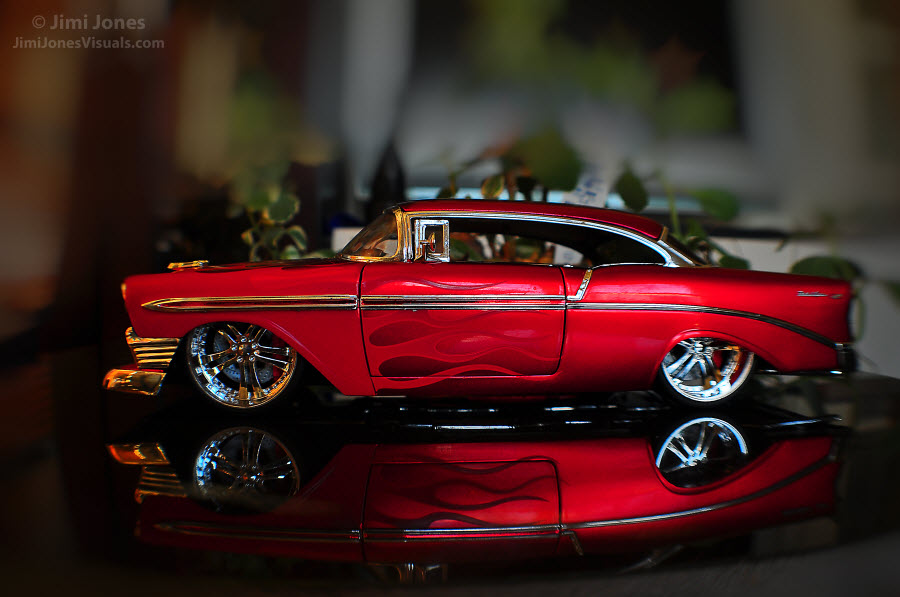 Cherry - 1956 Chevy