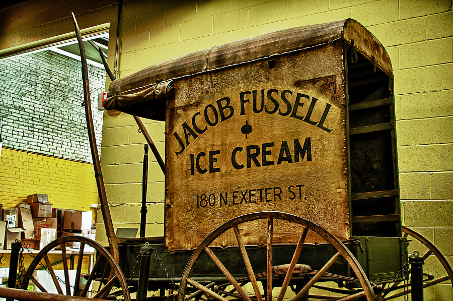 Jacob Fussell Ice Cream