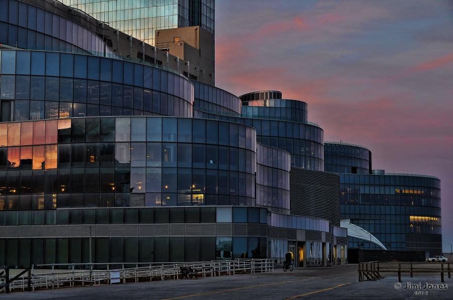 Revel Atlantic City - Zoomed View