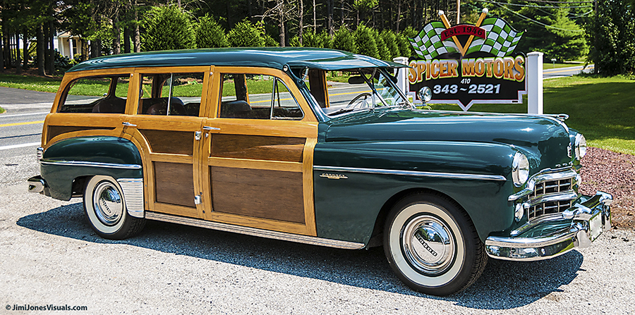 1949 Dodge Coronet Woody Wagon