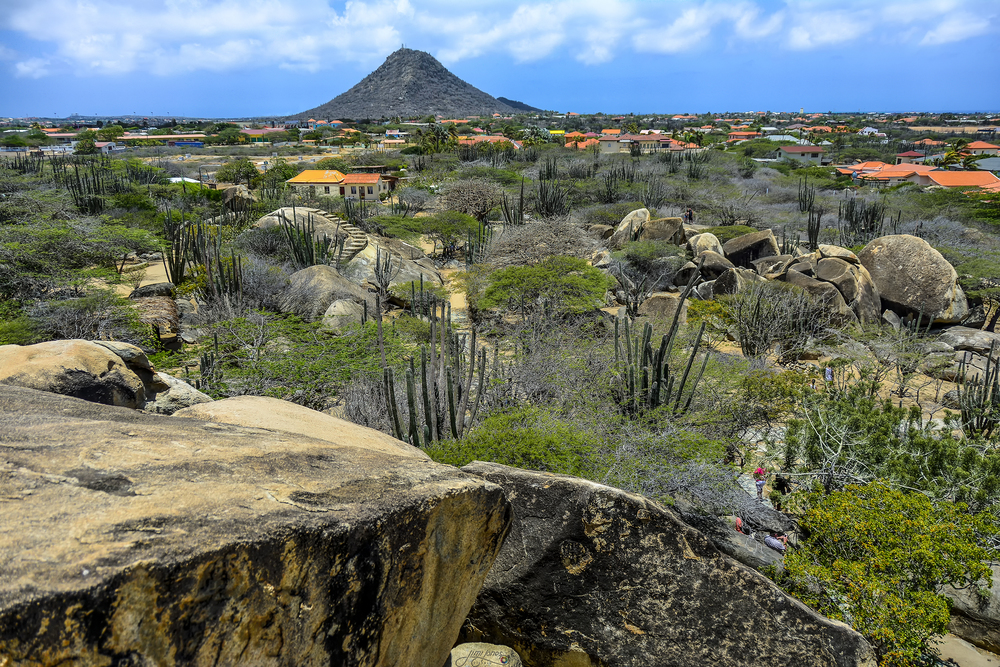 Casibari Rock Formation, Aruba