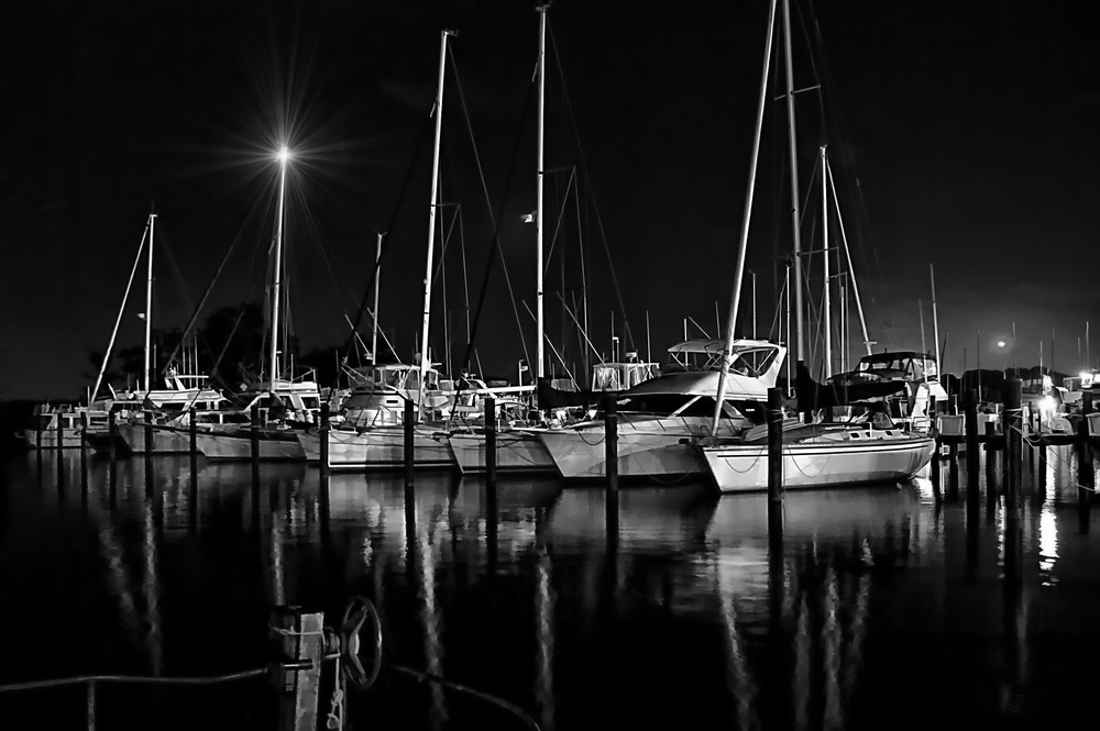 Quiet Night at the Marina.jpg
