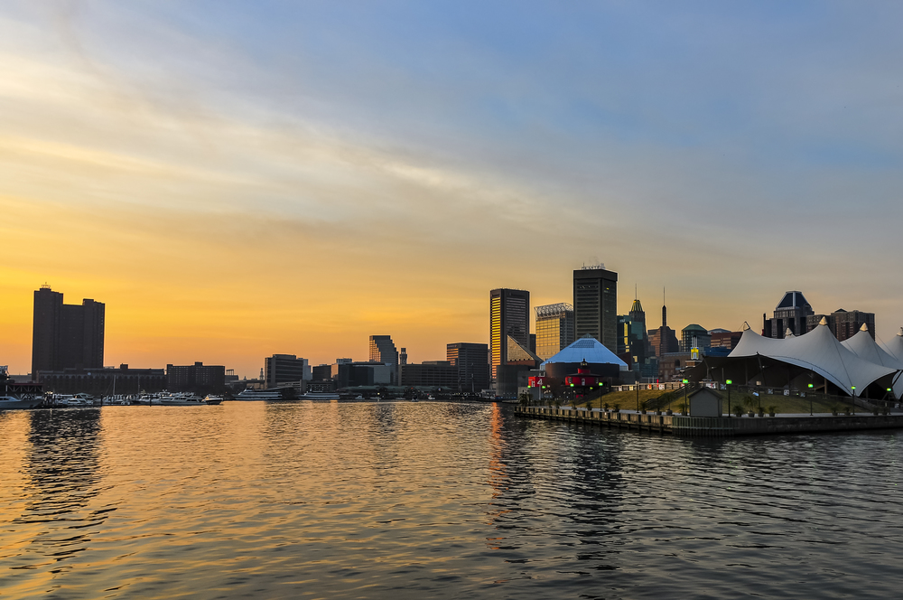 Baltimore Harbor - View from the Patapsco River.jpg