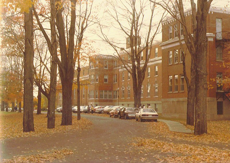 Sacred Heart Convent, 2000 - From  History Of Ottawa East