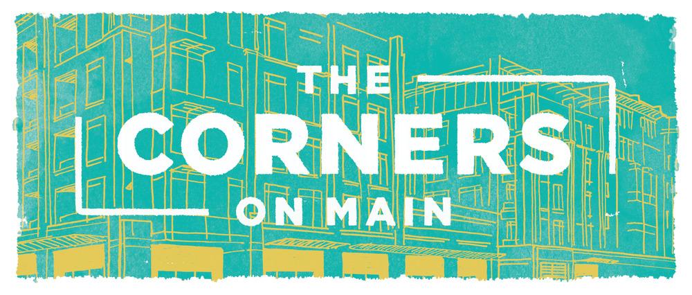 The Corners on Main Logo ottawa