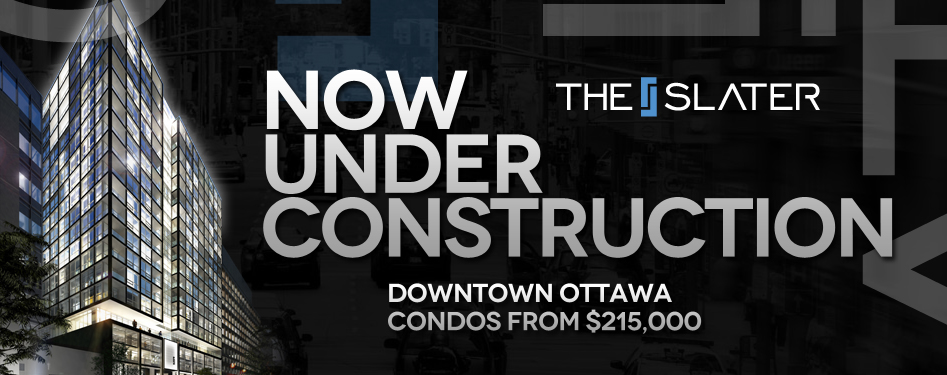 The Slater Ottawa Condos
