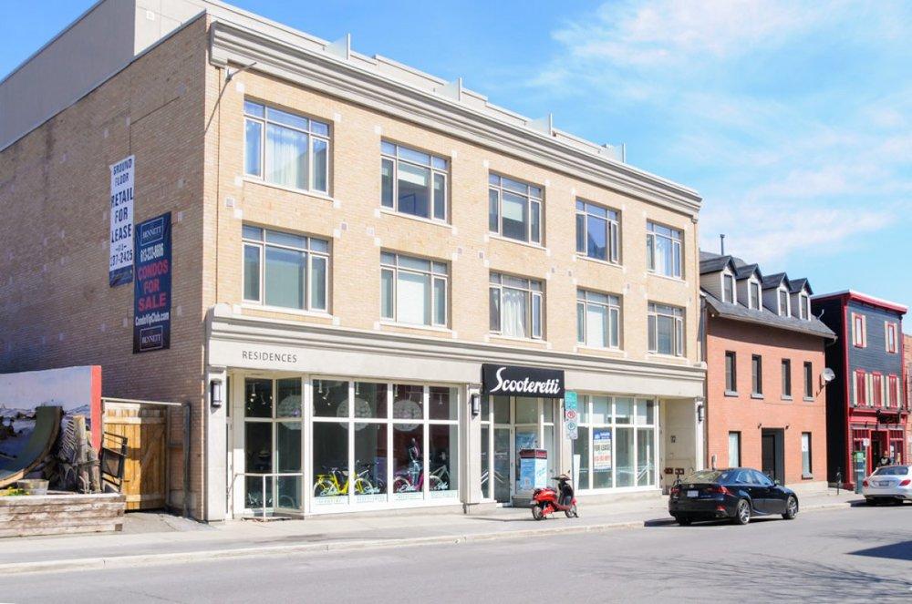 Ottawa Condo Domus Sale Byward Market
