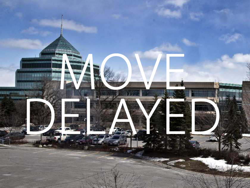 DND Move Delayed Ottawa