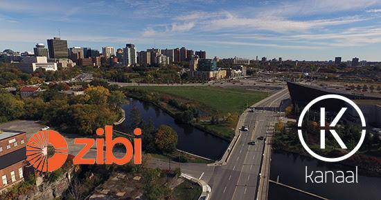 Zibi Ottawa Kanaal Condos
