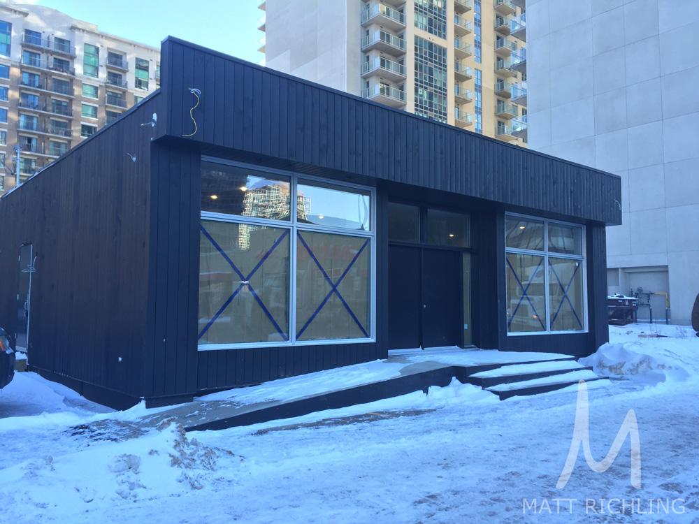 Arthaus Condos Ottawa - Sales Centre