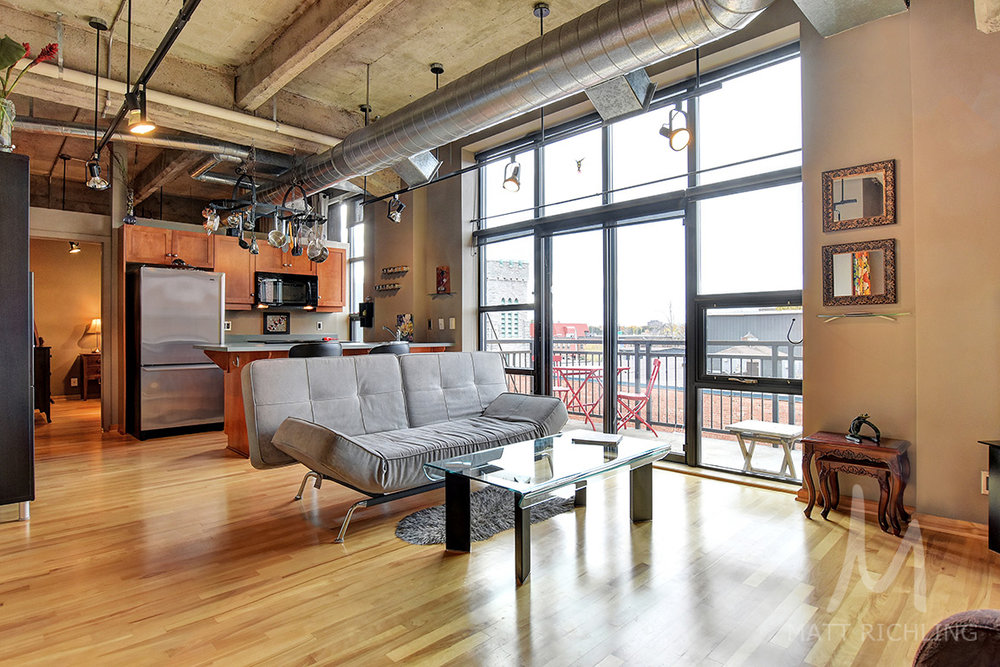 Argyle Lofts Condo Ottawa For Sale