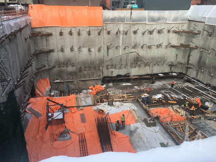 Soba Condos Ottawa Construction