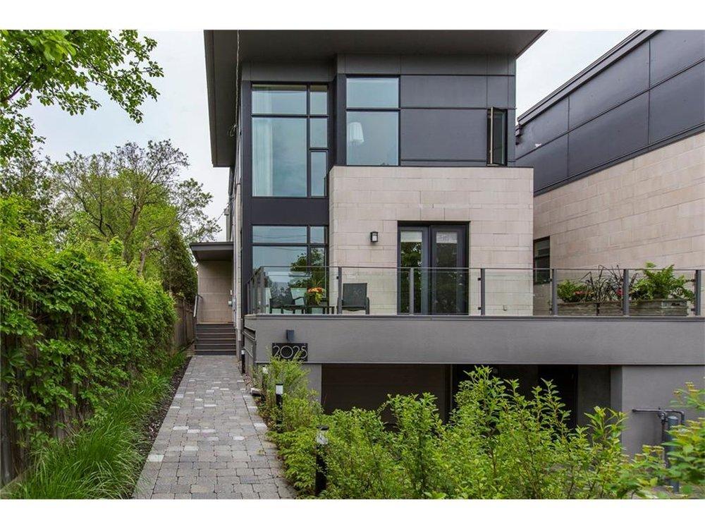 Modern Home Ottawa Alta Vista