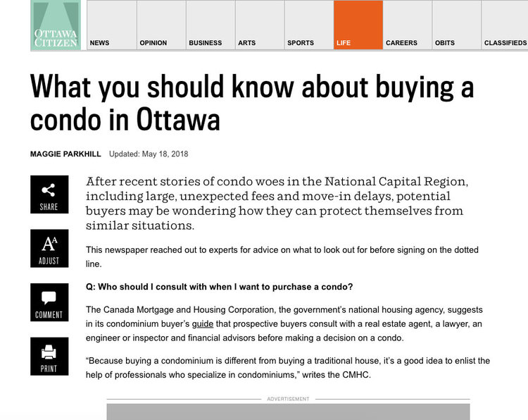 Ottawa Citizen What You Should Look For Buying