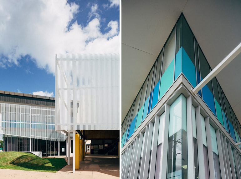 Architecture in Townsville