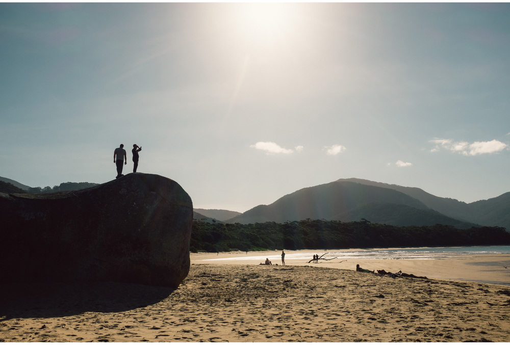 Wilsons Promontory, Sealers Cove