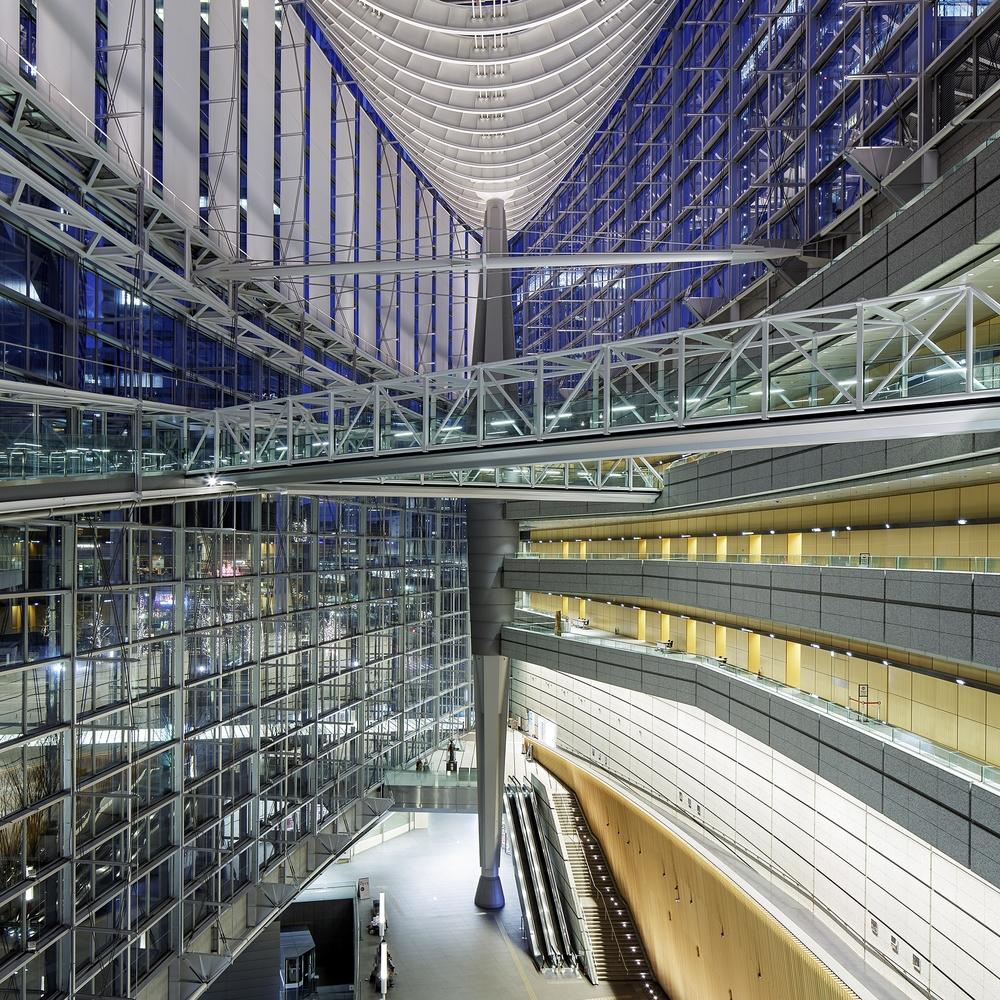 Tokyo International Forum Japan