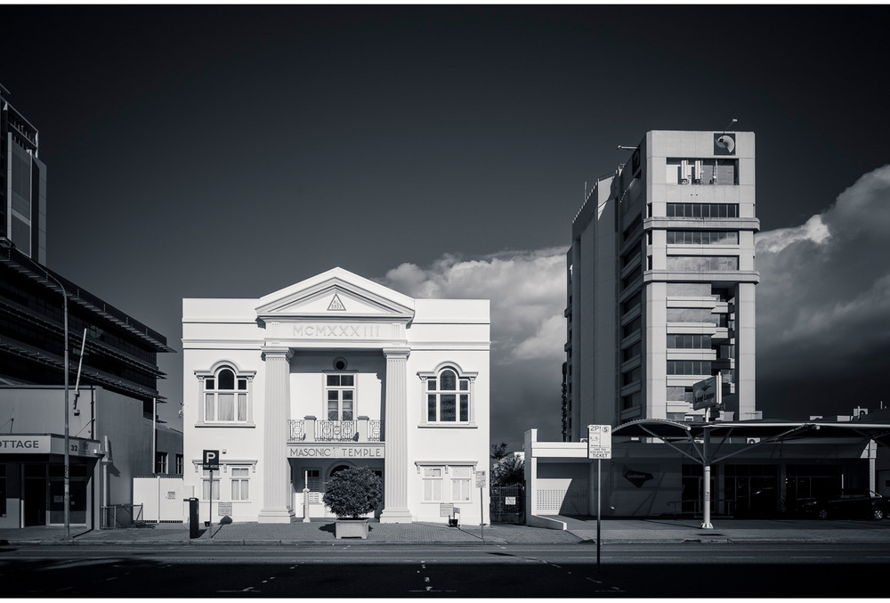 Townsville Architecture