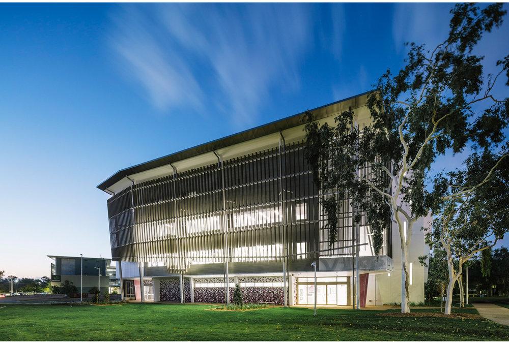 Australian Institute of Tropical Health and Medicine