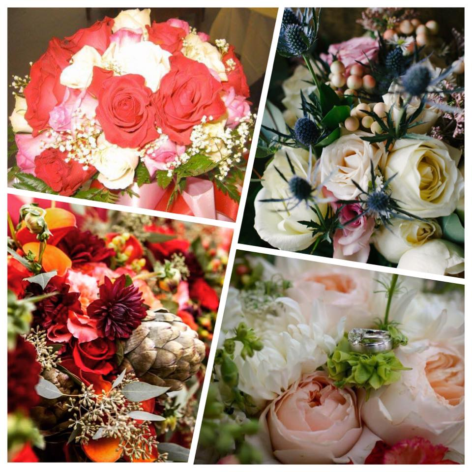 Styles of Bouquets