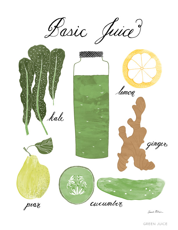Green Juice 01