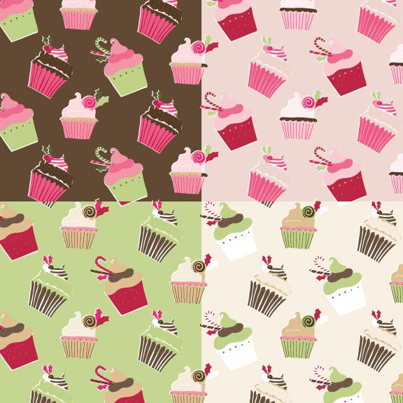 SE-0002 Christmas Cupcakes