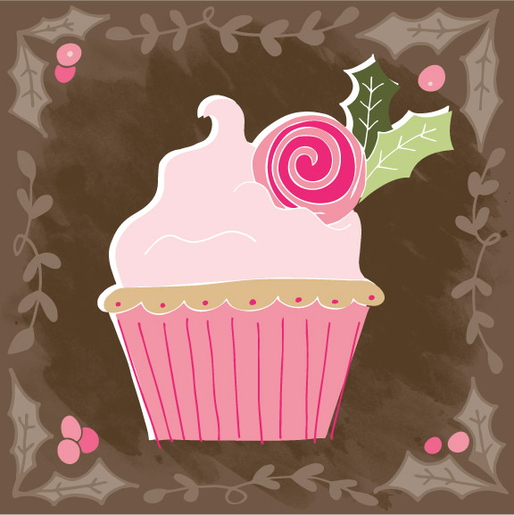 SE-0006 Christmas Cupcakes