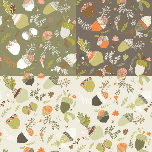 SE-0033 Autumn Stroll