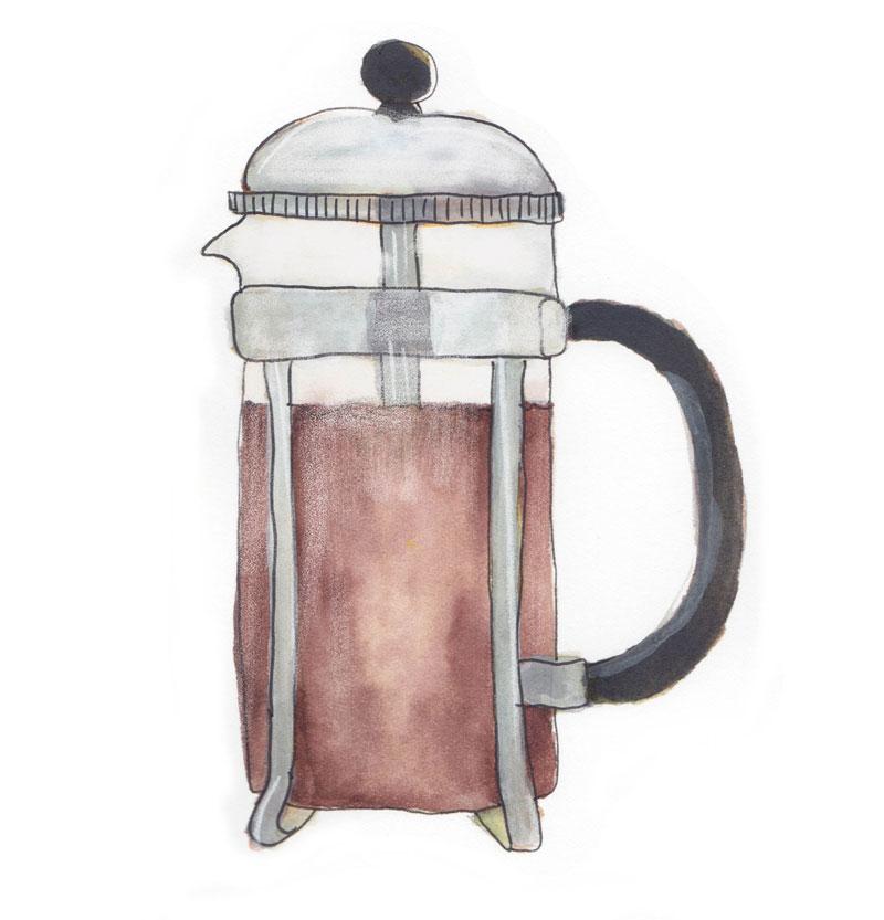SE-0134 Coffee & Tea