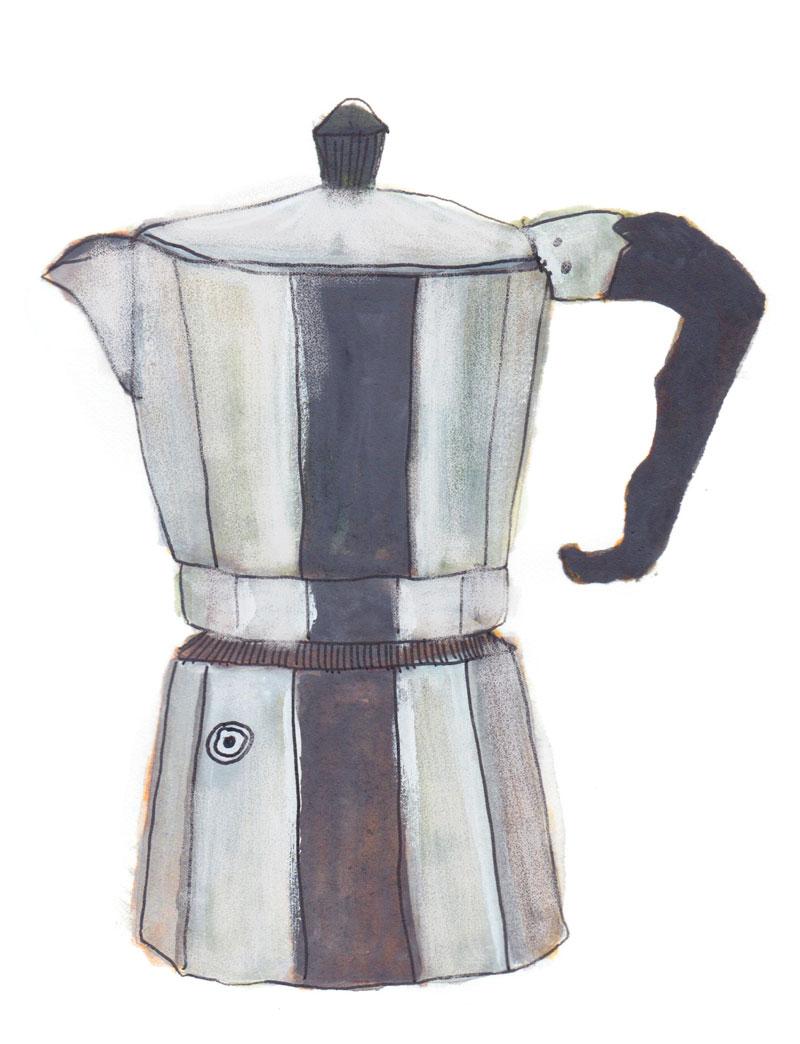SE-0136 Coffee & Tea