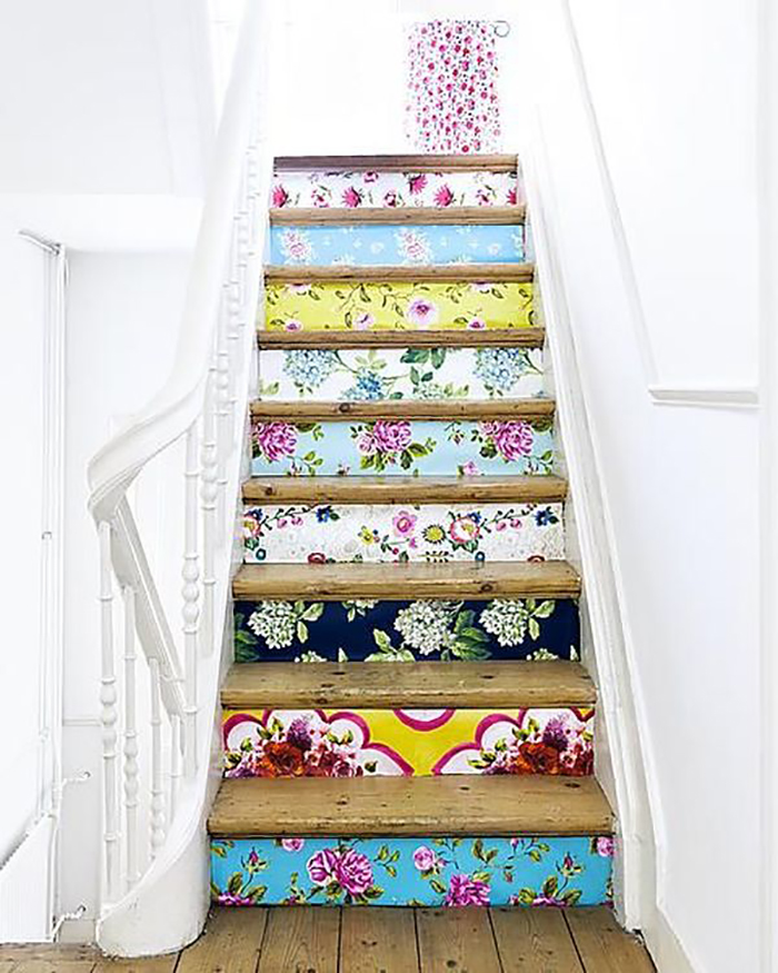 13 Surprising And Delightful Ways To Use Wallpaper Very Sarie