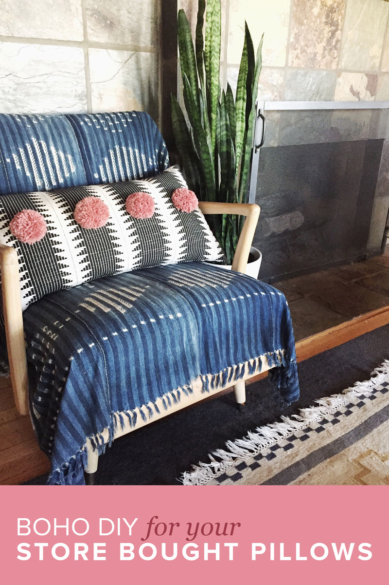 Diy Boho Throw Pillows : Blog ? Very Sarie