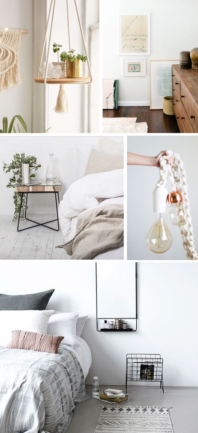 Urban Outfitters / Lark & Linen / Wild At Heart / Vintage Revivals / Decor Dots