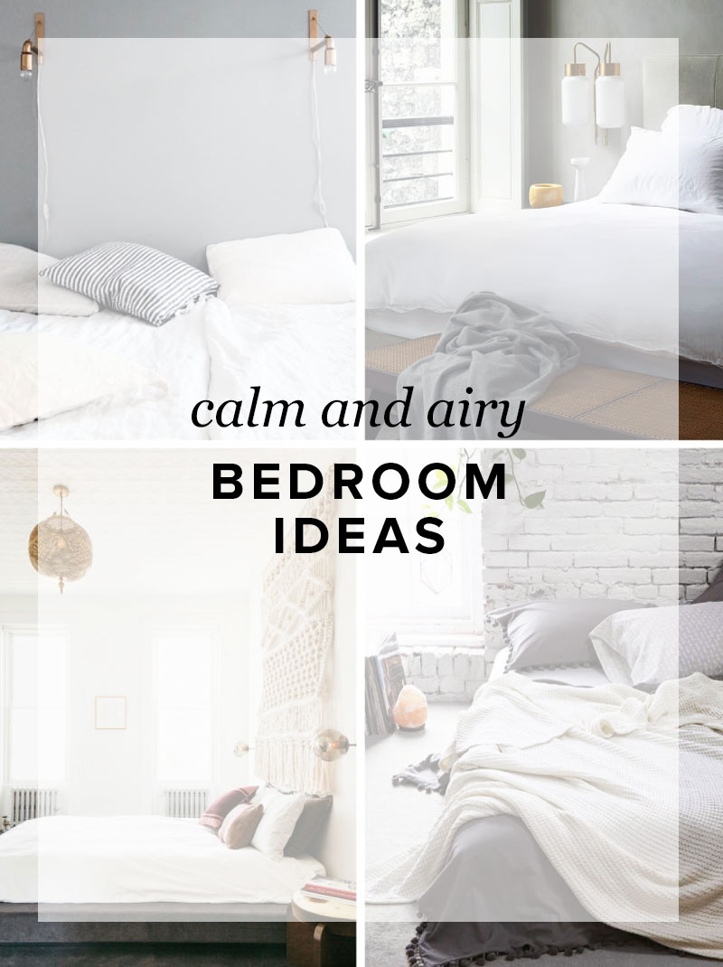 my bedroom moodboard calm airy washed out neutrals very sarie