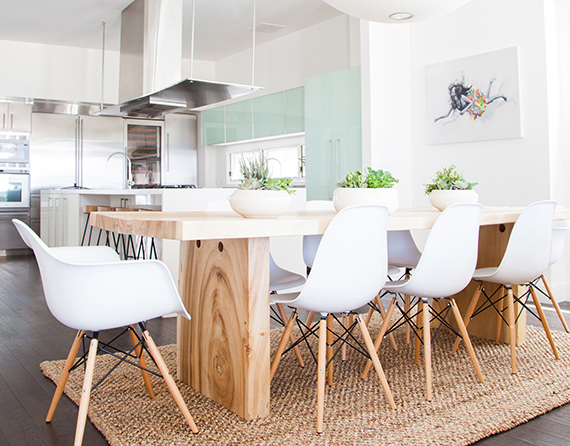 Homepolish Dining Room Via Tasting Table