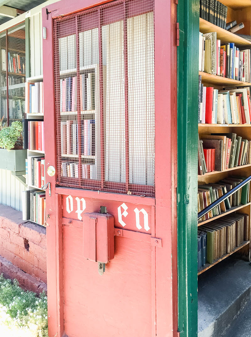 Bart's Books- Ojai, California