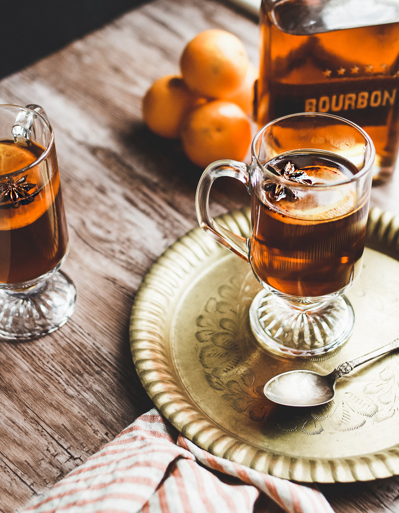 earl grey tea hot toddy