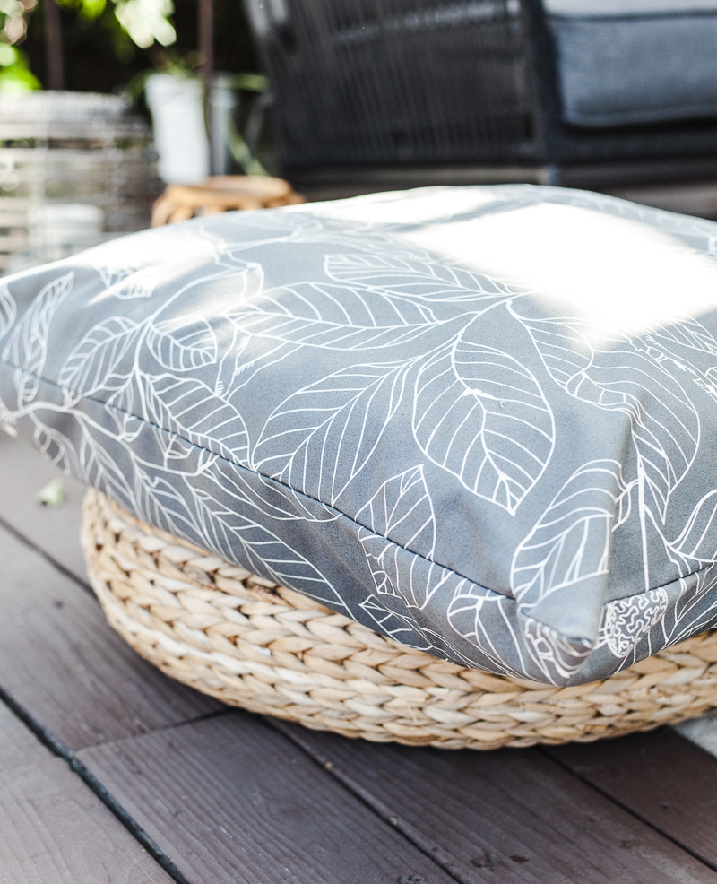 Outdoor pillows Ikea Fabric