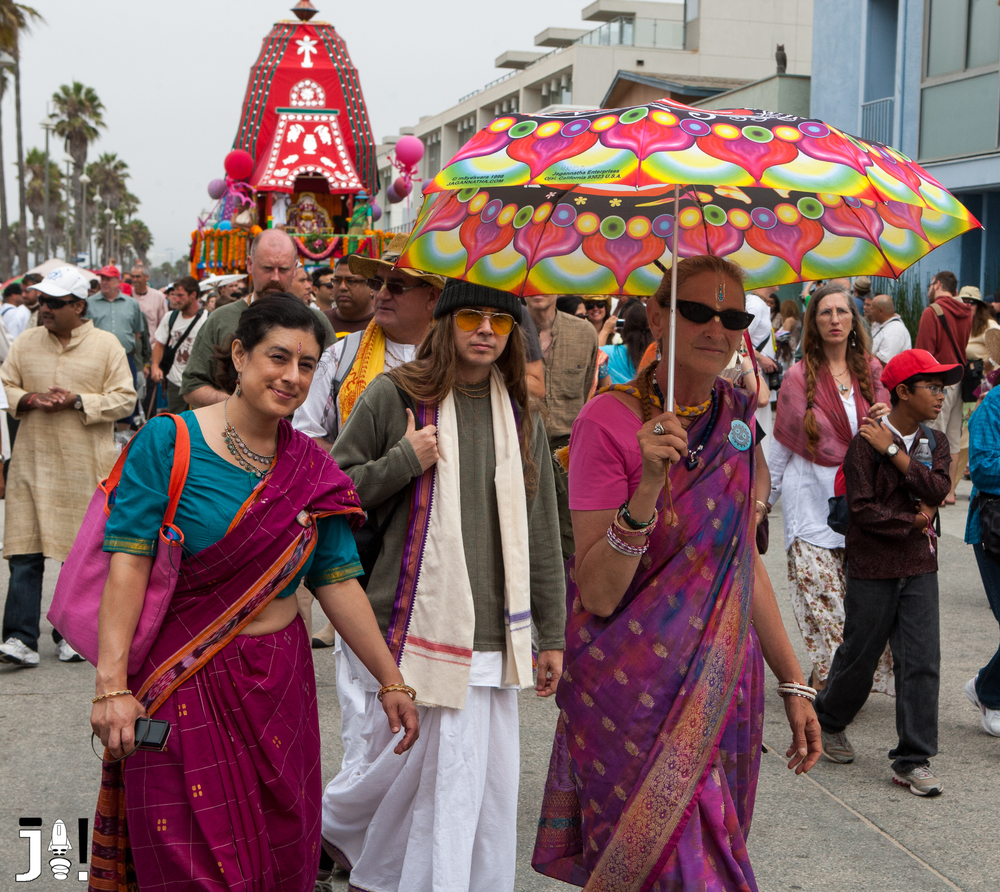 Hari Krishna Parade on Venice Boardwalk-8.jpg