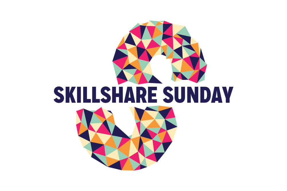 Skillshare Sunday 4 color version